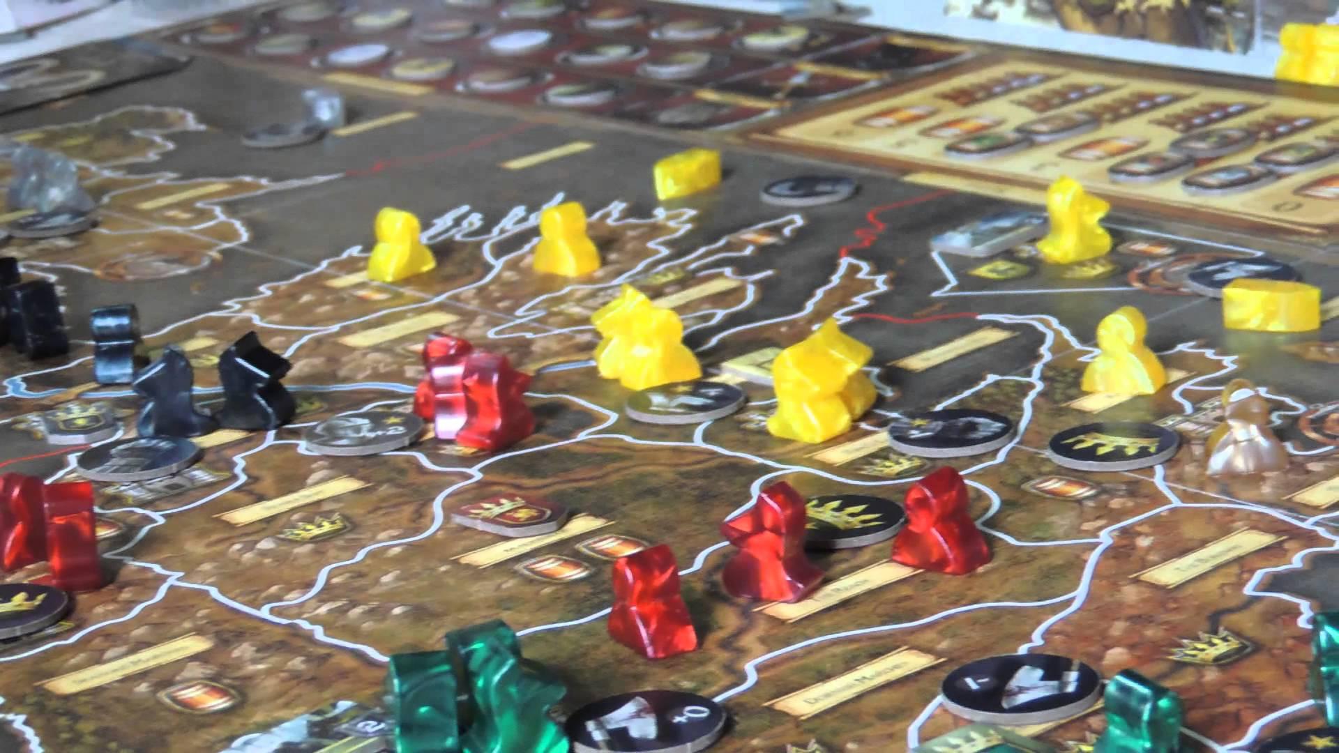 Los Juegos De Mesa En Auge Gringuel Games