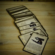 Crazy Therapy!! baraja de cartas