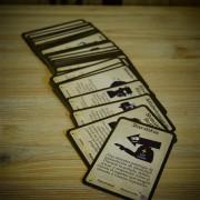 Crazy Therapy!! baraja de cartas