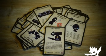 Crazy Therapy!! cartas desordenadas