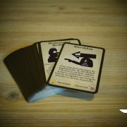 Crazy Therapy!! mazo de cartas